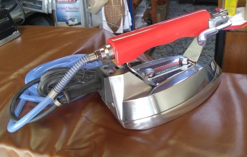 Conserto de Ferros para Passar de Lavanderia Marapoama - Ferros a Vapor Industrial