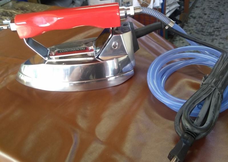 Ferro de Roupa Industrial Mooca - Ferro de Roupa Industrial