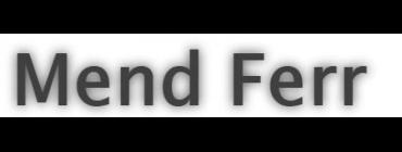 Ferro de Lavanderia Valor Pompéia - Ferro para Lavanderia - Mend Ferr