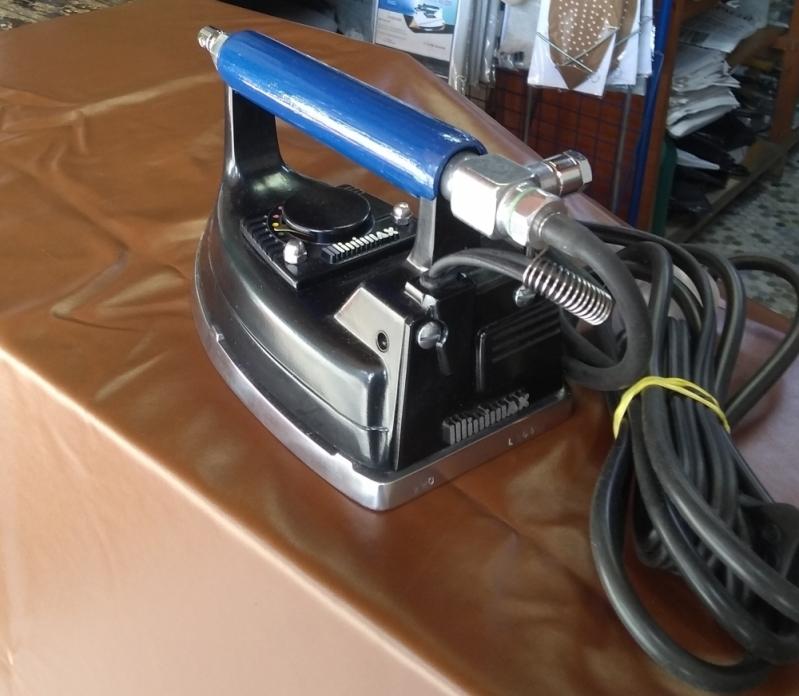 Serviço para Conserto de Ferro de Passar Roupas a Vapor Pari - Conserto para Ferro a Vapor Industrial