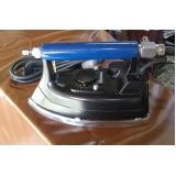 manutenção de ferro a vapor industrial minimax orçamento Alphaville
