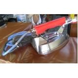 manutenção para ferro de passar a vapor minimax