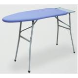 mesa de passar roupas industrial