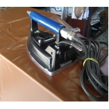 serviço para conserto de ferro a vapor profissional Limão