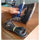 serviço para conserto de ferro de passar roupa industrial Saúde