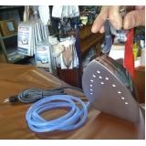 serviço para conserto para ferro de passar industrial Morumbi